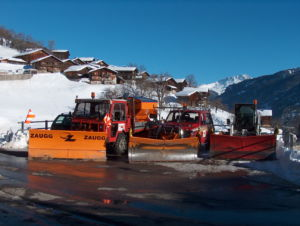 Winterdienst alle Fahrzeuge