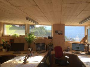 Büroanbau 2015
